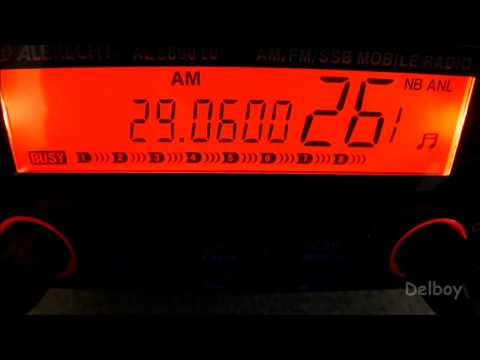 Albrecht AE5890EU Multi Norm Legal AM/FM/SSB Radio (Export Mode)