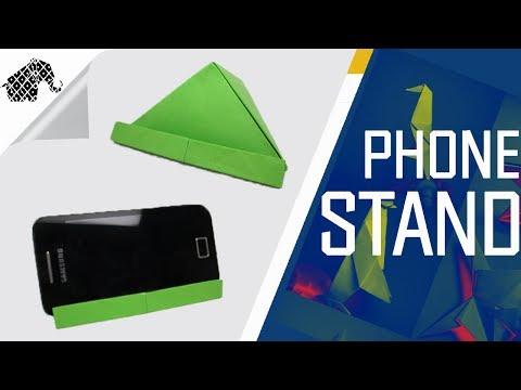 Origami - Napravi stalak za mobilni