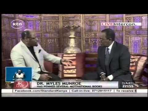 Dr. Myles Munroe Speaks About Death Two Weeks Before He Went To Be With The Lord video