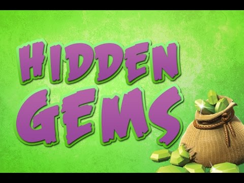 HIDDEN GEMS |  Clash of Clans |  Free iTunes Card