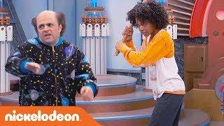 Nickelodeon's Top 5 Butt Kicking Girls 😎ft. Kira Kosarin, Riele Downs & More!  | Nick