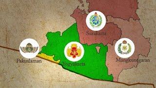 Perjanjian Giyanti (1755) dan Terbelahnya Jawa