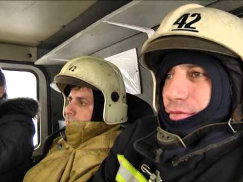 Сити_эксперимент: куда спешат пожарные