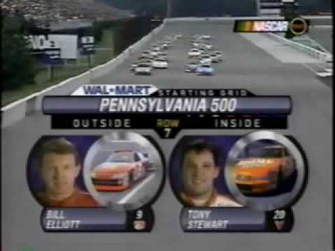 2001 Pennsylvania 500 - Part 1 of 19 (Start) Video