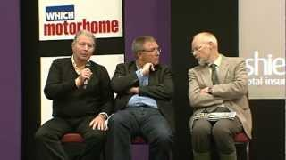 Motorhome Insurance - Andrew Bromley and Stuart Craig