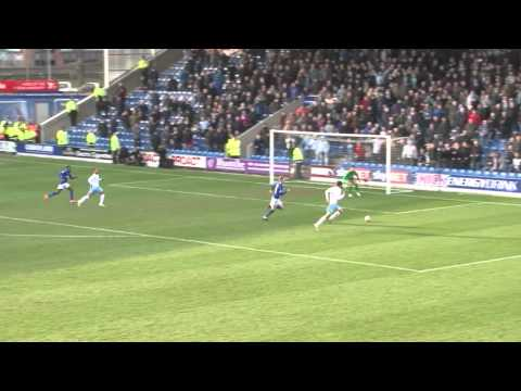 Watch: Highlights of Coventry City's win at Chesterfield