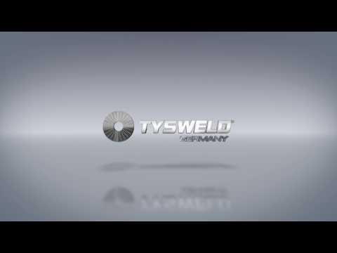 Elektrody wolframowe Tysweld Germany
