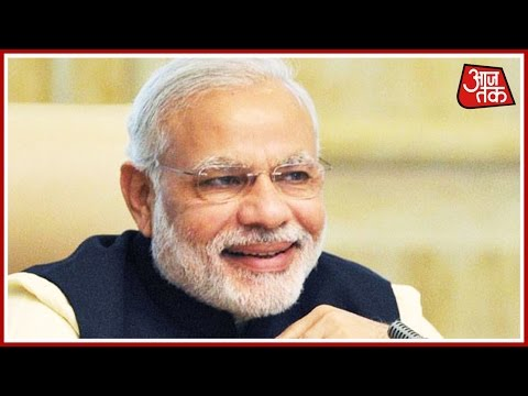 PM Modi Hold Performance Review Meeting Of Ministers