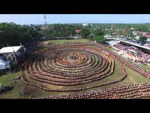 Tari Manasai - Manasai Dance - Tarian Dayak - Kalimantan Tengah