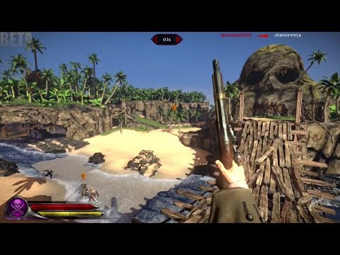 Chivalry : Pirates Vs Ninjas (extension Deadliest Warrior) video
