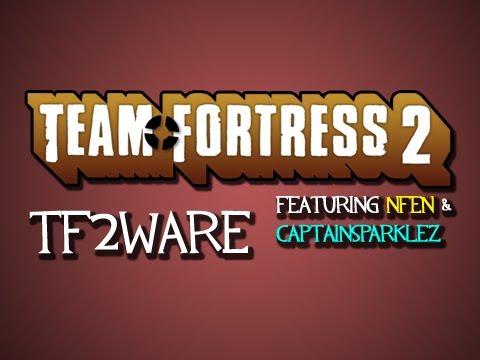 Team Fortress 2: TF2Ware feat. CaptainSparklez & NFEN