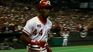 WS1990 Gm1: Davis homer gives Reds 2-0 lead in first