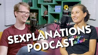 Sexplanations Podcast featuring Hank Green