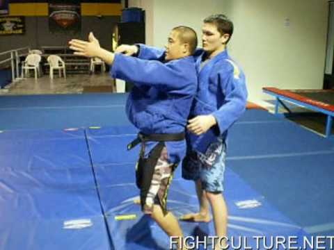 Judo Technique for submission wrestling or mma Image 1