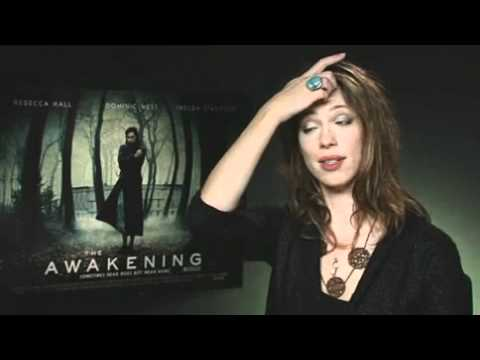 The Awakening: Video Interview With Rebecca Hall