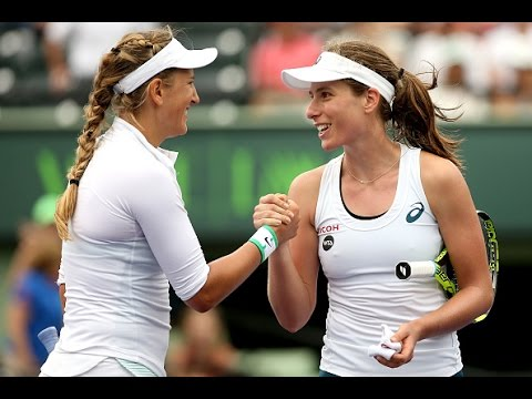 2016 Miami Open Day 9 Quarterfinals WTA Highlights