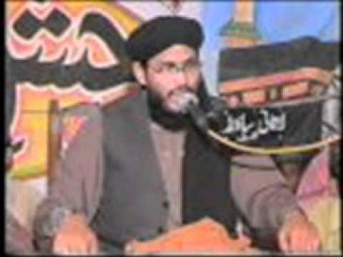 Mojzaat E Rasool By Syed Shahid Hussain Gardezi Sahb video