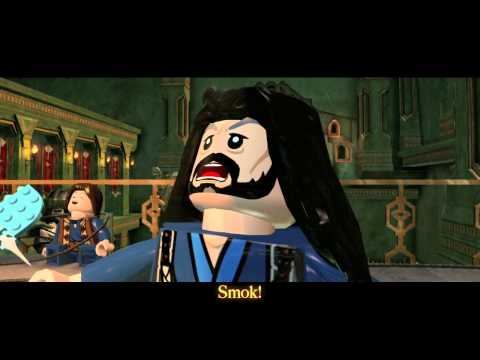 LEGO Hobbit - Launch Trailer PL