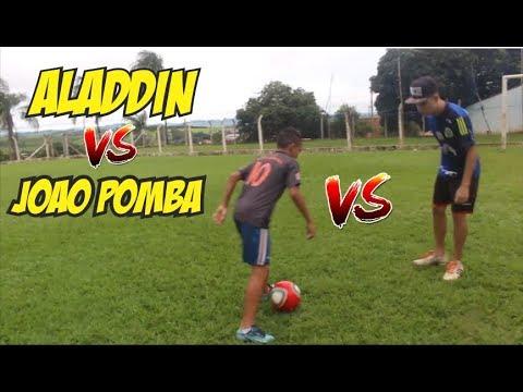 ALADDIN vs JOAO POMBA ( IDENTIDADE DA NAMORADA vs 1000 REAIS) thumbnail
