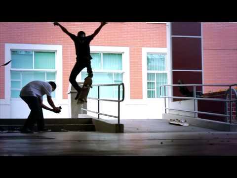 Roberto Barrios For Embassador Skateboards