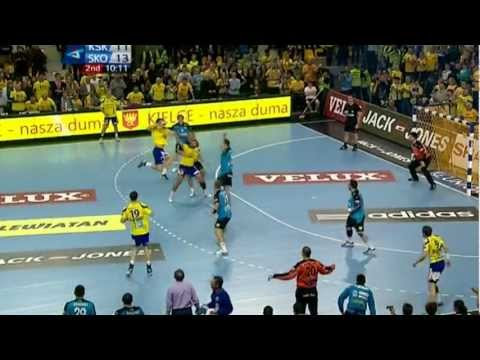 2012/13 VELUX EHF Champions League Best goals of the season so far