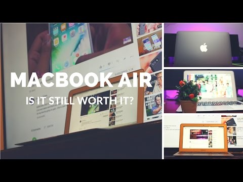 Is the MacBook Air Still Worth it?-Apple MacBook Air 2015 full review-Still best in class?
