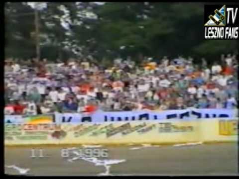 TV LESZNO FANS - CZ. 2 STADION KIBICE UNII LESZNO W ZIELONEJ GÓRZE 1996