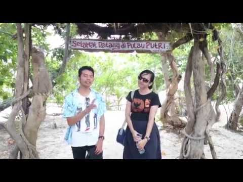 Pulau Putri Belinyu Bangka, pulau tercantik Indonesia