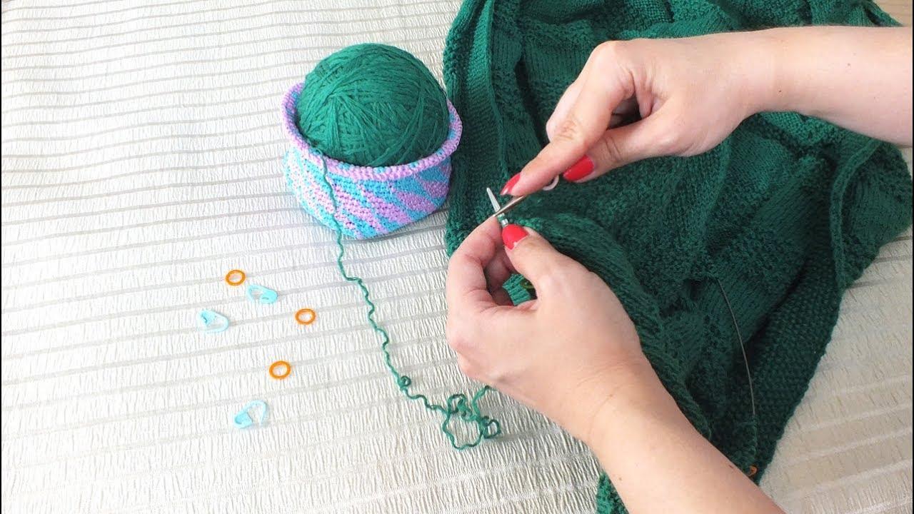 Работы мастеров вязания спицами
