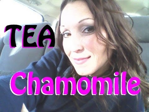 Chamomile Herbal All Natural Tea: Hot Beverage Idea - Review