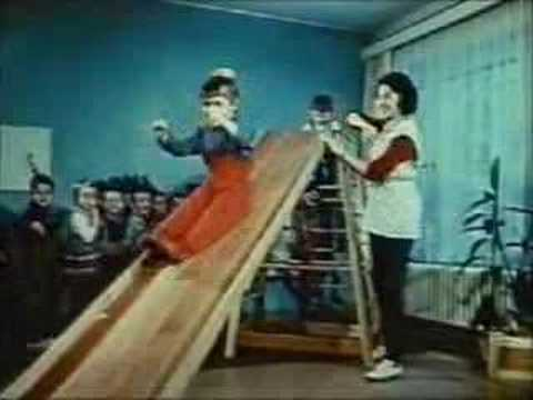 Vintage East German 1960's ORWO Film Commercial