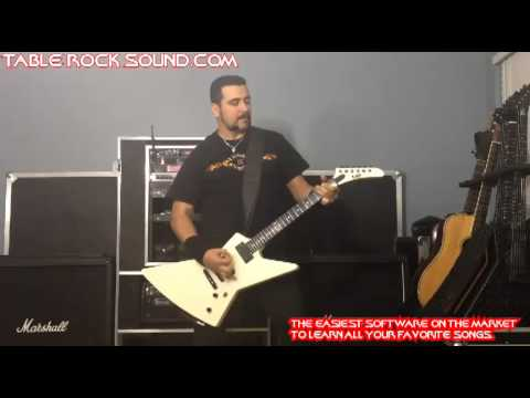 Learn How To Play Holier Than Thou By Metallica Mp4 Rzmmpj video