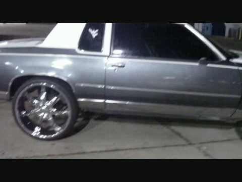 tank's 2 door cutlass on 24s Music Videos