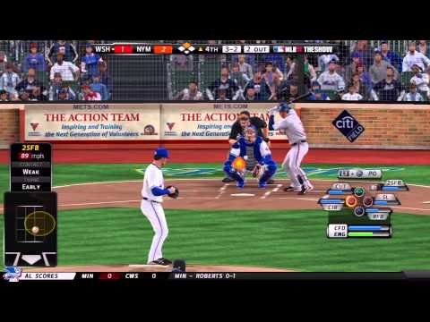 MLB 12 The Show | New York Mets Franchise Ep. 16: Peavy for Cy Young!
