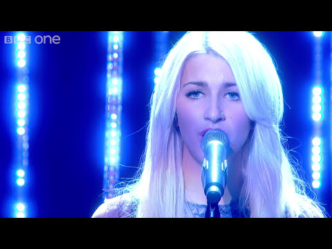 Karis Thomas performs Say Something - The Voice UK 2015: The Live Semi-Final - BBC One
