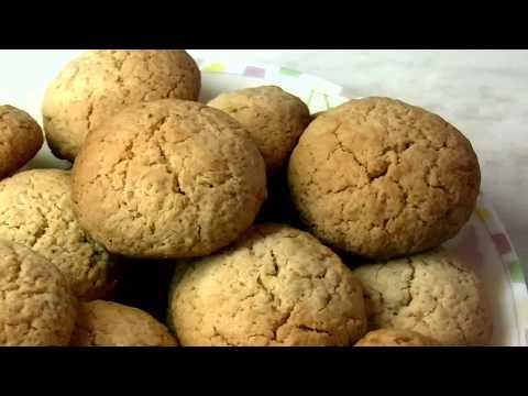 Рецепт печенья простой и быстрый