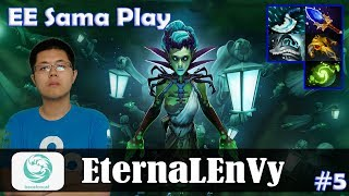 EternaLEnVy - Death Prophet MID | EE Sama Play | Dota 2 Pro MMR Gameplay #5