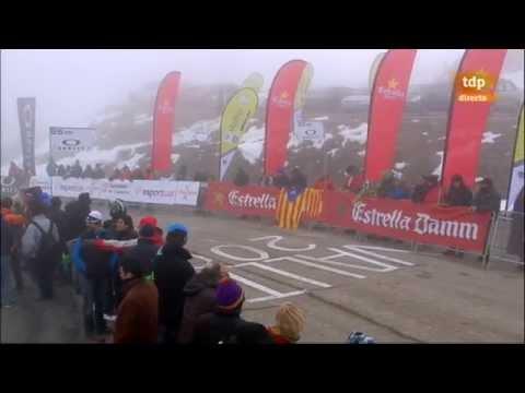 Volta Ciclistica a Catalunya 2014 Etapa 4 (Km Finais) 27/03/2014