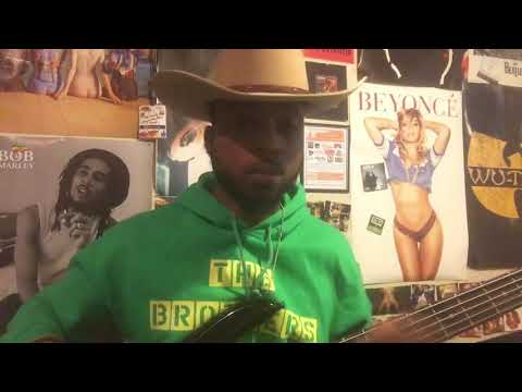 Anderson Pak ft. Kendrick Lamar Tints (Bass Cover) The Brothers Footman MP3