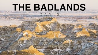 Badlands National Park, Day 3 | Analog and Digital Landscape Photography