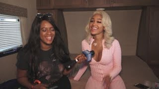 Saweetie talks relationship with Quavo, new music and Mala Luna performance