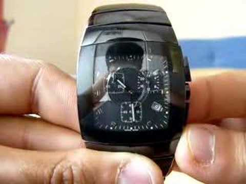 Rado Watch Video