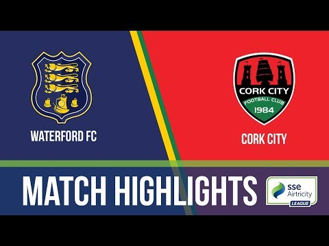 GW11: Waterford 2-0 Cork City