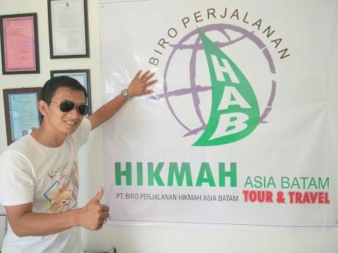 BATAM TOUR TRAVEL | BIRO PERJALANAN ASIA by Hikmah Asia Batam tour