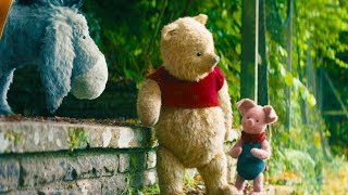 2 NEW Christopher Robin CLIPS + Trailers