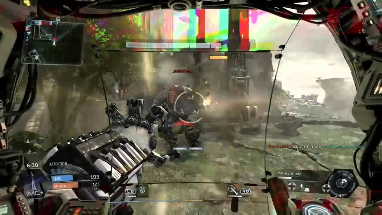 titanfall how to find out where to go