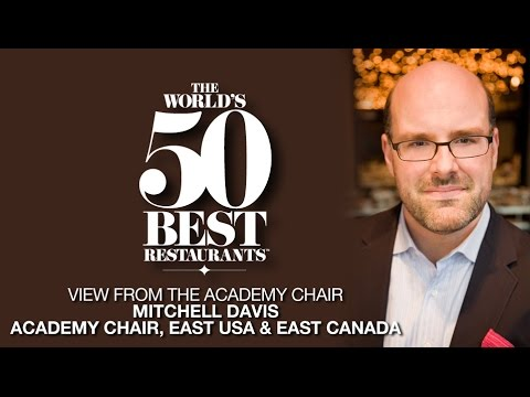Who votes for The World's 50 Best Restaurants?