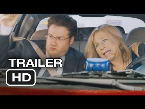 The Guilt Trip Official Trailer #1 (2012) - Seth Rogen, Barbra Streisand Movie HD