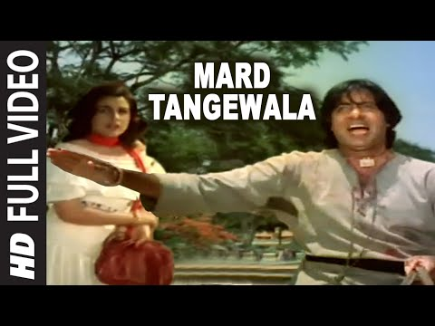 Mard Tangewala Full Song | Mard | Amitabh Bachchan video
