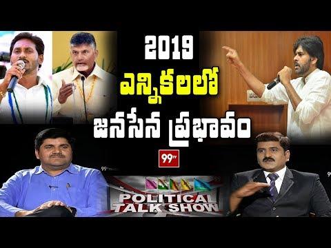 Political Talk Show with Dr.Venugopal Reddy over AP Politics | #Janasena | 99TV